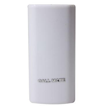 Callmate Power Bank Round Candy 5200 mAh - White