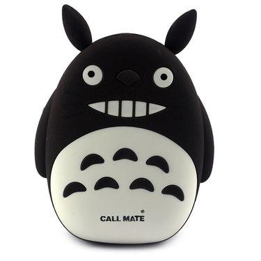 Callmate Power Bank Cat Teeth 8000 mAh - Black