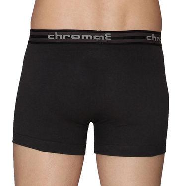 Pack of 3 Chromozome Regular Fit Trunks For Men_10410 - Multicolor