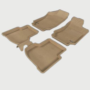 3D Car Mats For Honda City Car