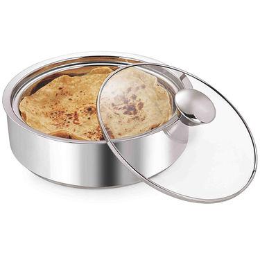 NanoNine Insulated Chapati Casserole 1150ml SS086