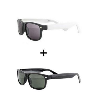 Combo of 2 Fidato Wayfarer Sunglasses_FD063