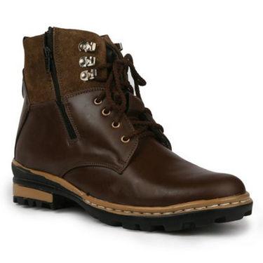 Bacca bucci TPR Boot 942-brown-Brown