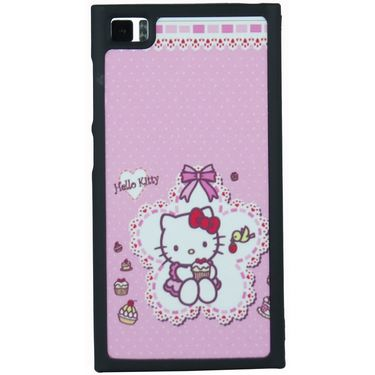 Snooky Designer Soft Back Cover For Xiaomi Mi3 Td13555