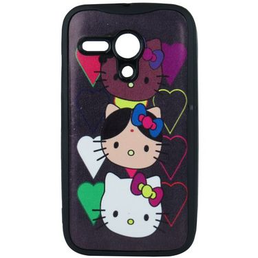 Snooky Designer Soft Back Cover For Motorola Moto G Td13672