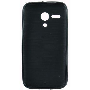 Snooky Designer Soft Back Cover For Motorola Moto G Td13680