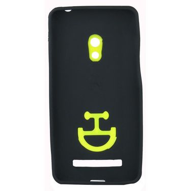 Snooky Smiley Back Case Cover For Asus Zenfone 5 A501cg Td13695