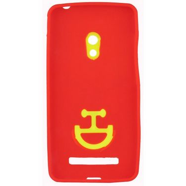 Snooky Smiley Back Case Cover For Asus Zenfone 5 A501cg Td13697