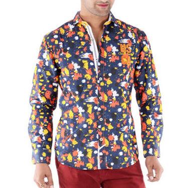 Bendiesel Denim Casual Shirt For Men_Bdc066 - Multicolor