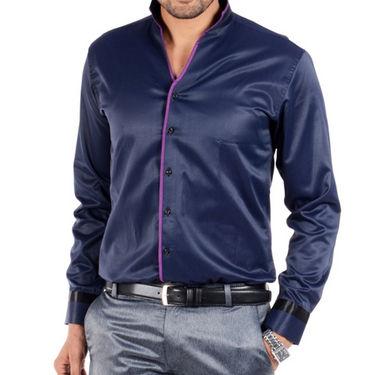 Bendiesel Casual Shirt For Men_Bdcw037 - Blue