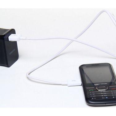 Flashmob Premium Quality Micro Usb Sync And Charging Cable - White
