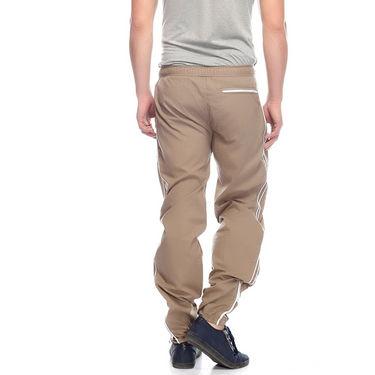 Delhi Seven Cotton Plain Trackpant For Men_Mutpm032 - Beige