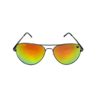 Flying Machine  Aviator Sunglasses For Men_fms111col205 - Multicolor