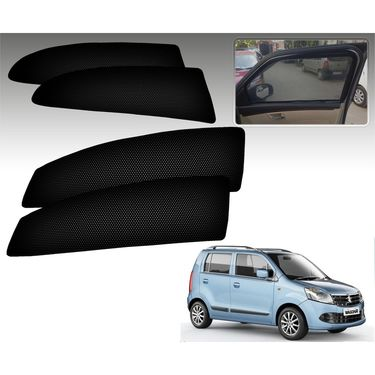 Set of 4 Premium Magnetic Car Sun Shades for WagonrNew
