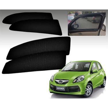 Set of 4 Premium Magnetic Car Sun Shades for HondaBrio