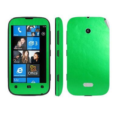 Snooky Mobile Skin Sticker For Nokia Lumia 510 20973 - Green