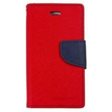 BMS lifestyle Mercury flip cover for Sony Xperia C S39H - Red