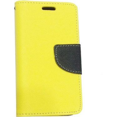 BMS lifestyle Mercury flip cover for Sony Xperia C S39H - Yellow