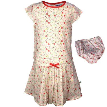 ShopperTree Multi Flower Dress with Panty Set_ST-1425