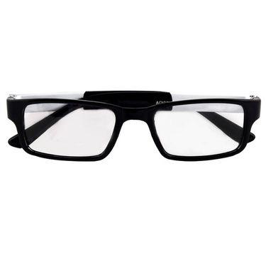 Aoito Plastic Frames Eyeglasses For Men_Water55 - Black
