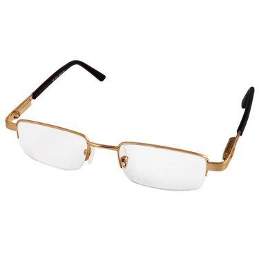 Aoito Plastic Frames Eyeglasses For Men_hgold59 - Black