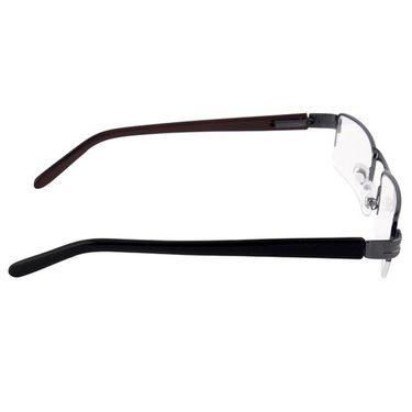 Aoito Plastic Frames Eyeglasses For Men_hgrey61 - Black