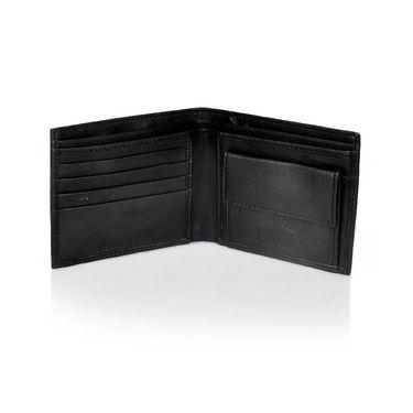 Branded Leather Wallet For Men_pum1 - Black