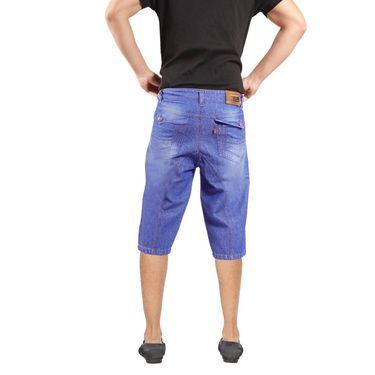 Uber Urban Cotton Shorts_15015dv - Dark Blue