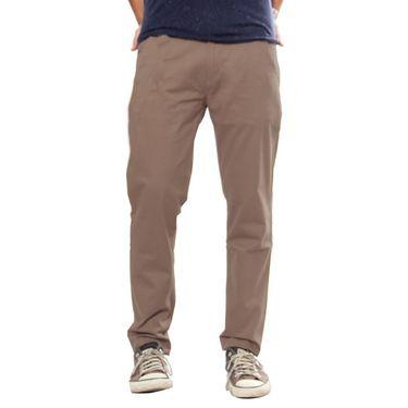 Uber Urban Cotton Trouser_p04kha - Beige