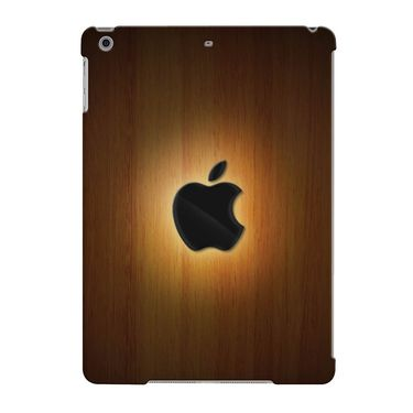 Snooky Digital Print Hard Back Case Cover For Apple iPad Air 23628 - Brown