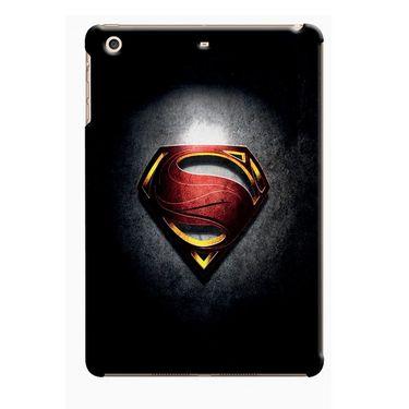 Snooky Digital Print Hard Back Case Cover For Apple iPad Mini 23788 - Black