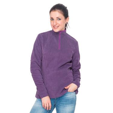 Quechua Purple Warm Wear for Hiking - S