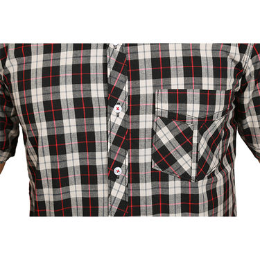 Sparrow Clothings Cotton Checks Shirt_wjc15 - Multicolor