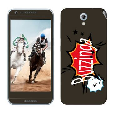 Snooky 28213 Digital Print Mobile Skin Sticker For HTC Desire 820 mini - Multi