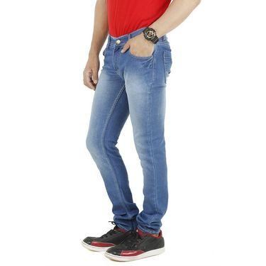 Pack of 3 Stylox Stretchable Jeans_Fakml3dnm