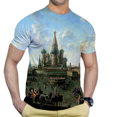 Graphic Printed Tshirt by Effit_Trw0388