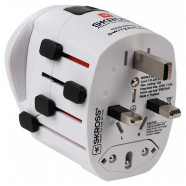 Skross World Adapter Pro Plus