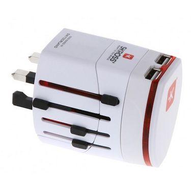 Skross World Adapter Evo USB