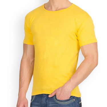 Pack of 3 Incynk Cotton T Shirts_Mhtc483