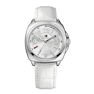Tommy Hilfiger Round Dial Analog Watch_th1781335j - Silver
