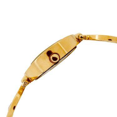 Stylox Round Dial Analog Watch_whstx504 - Golden