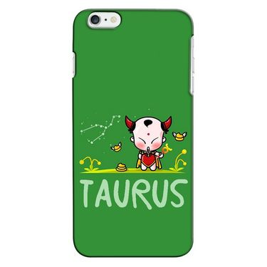 Snooky 35249 Digital Print Hard Back Case Cover For Apple iPhone 6 Plus - Green