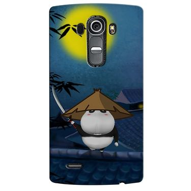 Snooky 37960 Digital Print Hard Back Case Cover For LG G4 - Blue