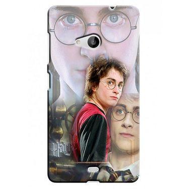 Snooky 38019 Digital Print Hard Back Case Cover For Microsoft Lumia 535 - Multicolour