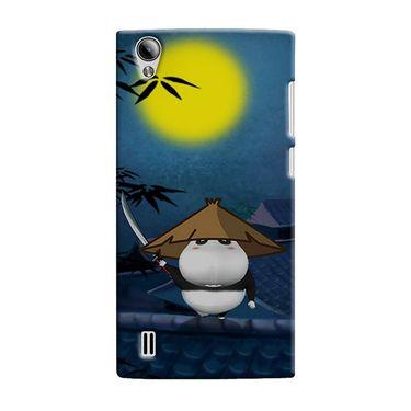 Snooky 37560 Digital Print Hard Back Case Cover For Vivo Y15 - Blue