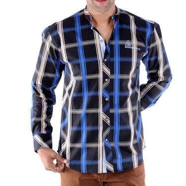 Bendiesel Checks Cotton Shirt_Bdcc010 - Multicolor