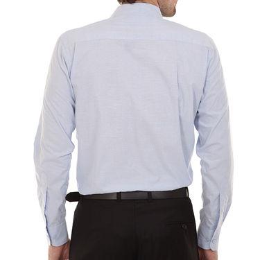 Bendiesel Plain Cotton Shirt_Bdf053 - Light Blue
