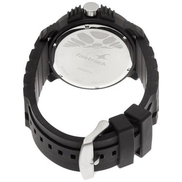 Fastrack Analog Watch_ 38015pp01 - Grey