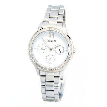 Citizen Analog Watch_ ed815053a - Silver