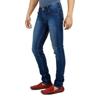 Cotton Jeans For Men_D2004 - Dark Blue